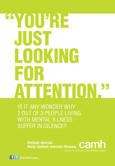 Posters To Endthestigma Brought You By Camhpins
