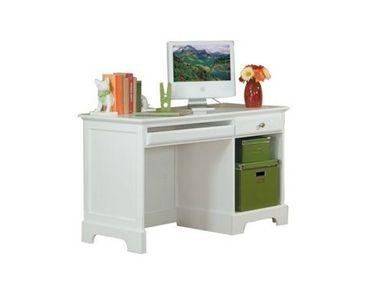 Homelegance Home Office Writing Desk 1356w 15 At Carolina Appliance And Furniture At Carolina Appliance And Fu White Computer Desk White Writing Desk Furniture