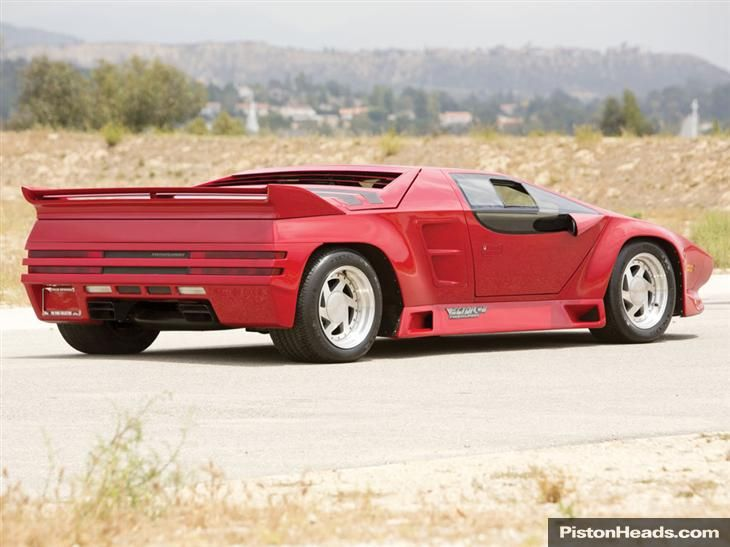 Used 1992 Vector W8 Twin Turbo For Sale In Ontario Pistonheads Super Cars Car Vector Twin Turbo