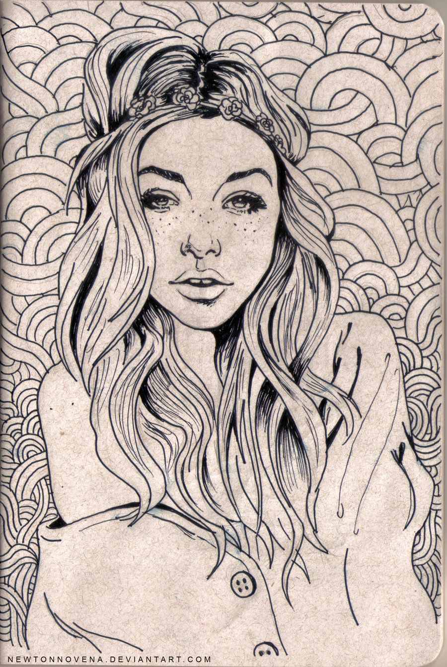 hipster-couple-drawings-tumblr-hipster-drawing-couples ...