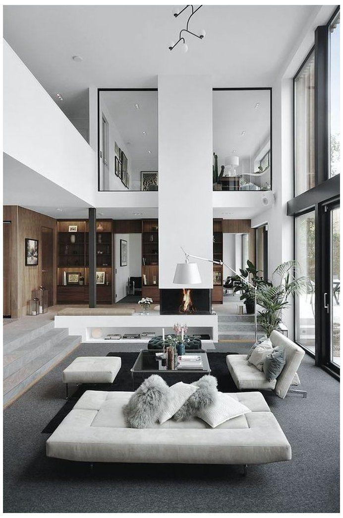25 Amazing Interior Design Ideas For Modern Loft - GODIYGO.COM#amazing #design #godiygocom #ideas #interi 25 Amazing Interior Design Ideas For Modern Loft - GODIYGO.COM#amazing #design #godiygocom #ideas #interior #loft #modern