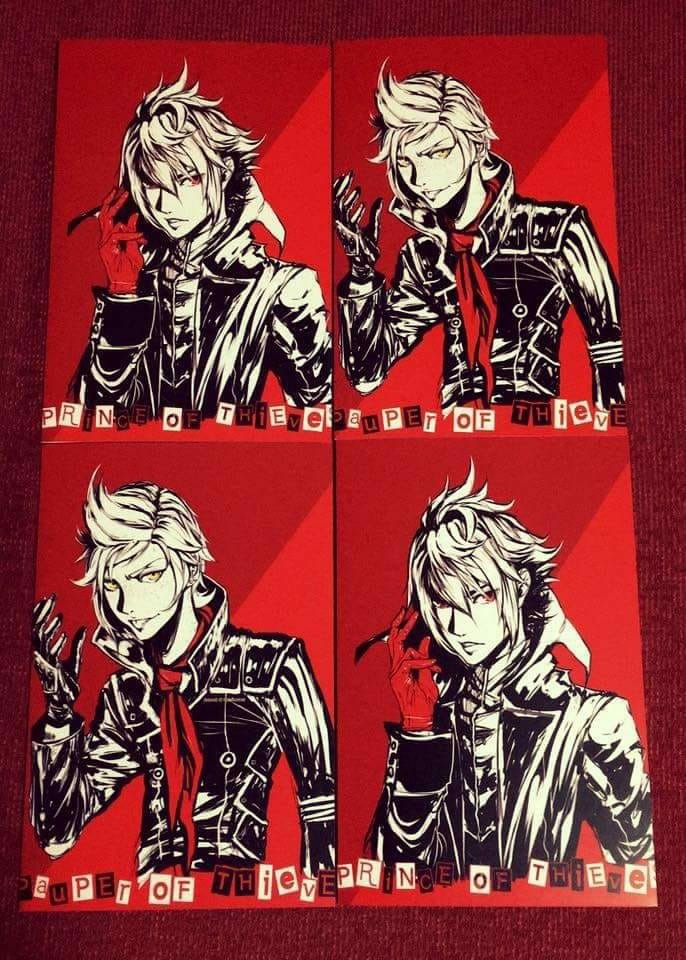 prompto noctis persona 5 ffxv crossover fansessions pinterest