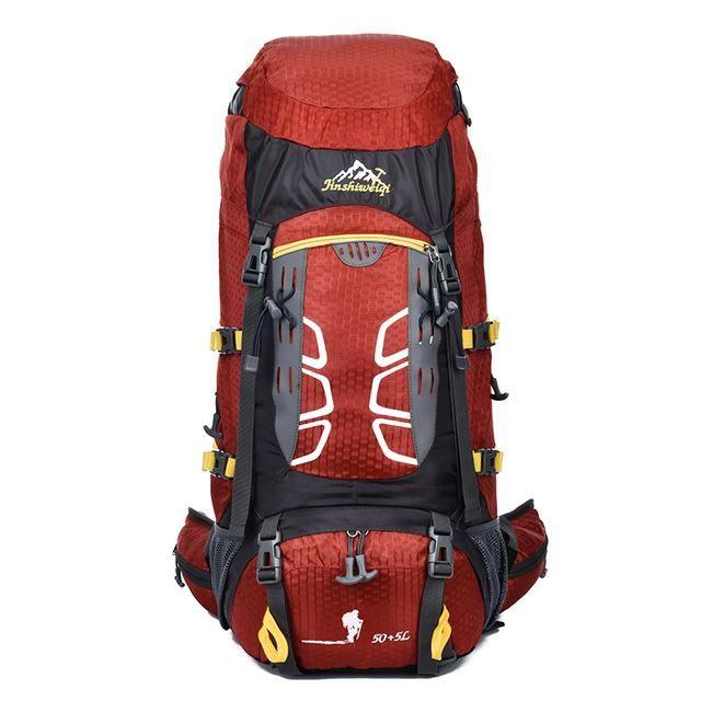 Waterproof Outdoor Backpack Camping Bags Climbing Backpacks External Frame  Travel Hike Sports Bag Hiking Rucksack ... 14a0fcf092