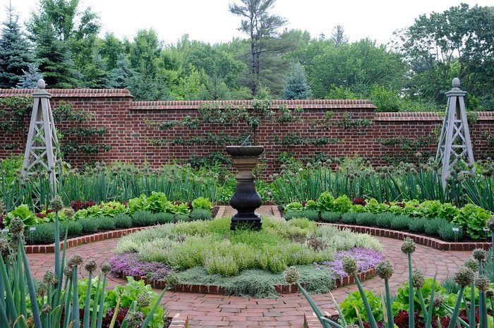 Amazing Vegetable Garden Love The Symmetry Stacy Bass 400 x 300