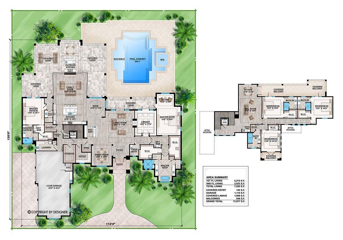 Distinctive House Plans Beach Coastal Caribbean House Plans Contemporary Modern Luxury House Plans Modern Contemporary House Plans Contemporary House Plans