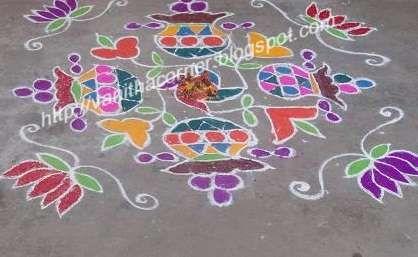 Rangoli Design Pdf