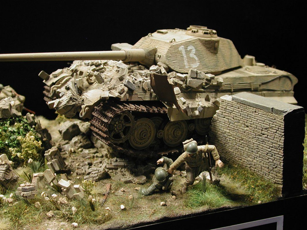 Constructive Comments Discussion Group: Scale Model Challenge: model show in Holland