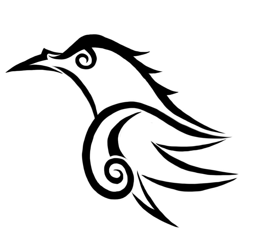 The Crow by HieiandKuramaLover | Design - Crows ...