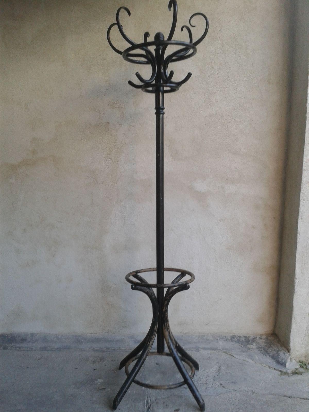 Antike Bugholz Garderobe Standgarderobe Thonet Ebay Jugendstil Antike Tischlermeister