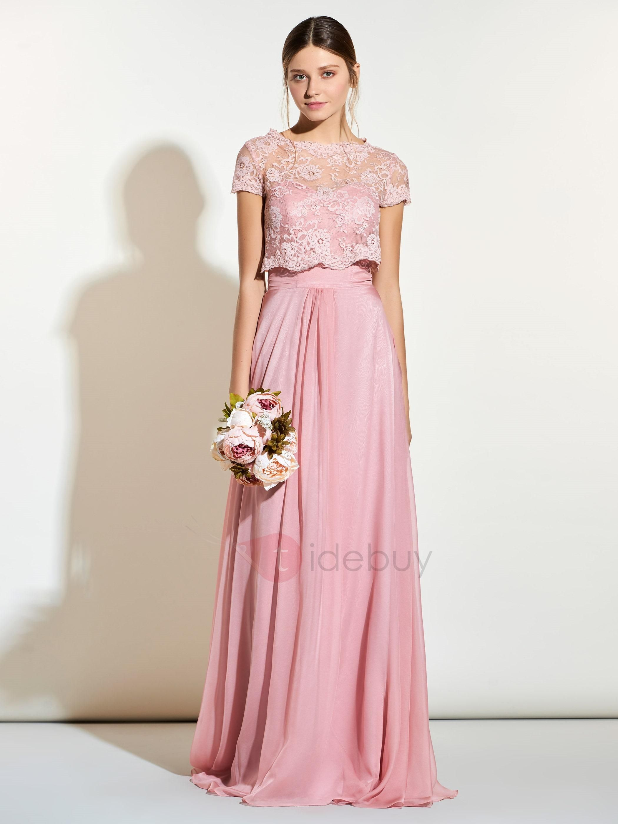 Tidebuy tidebuy beautiful sweetheart long bridesmaid dress with