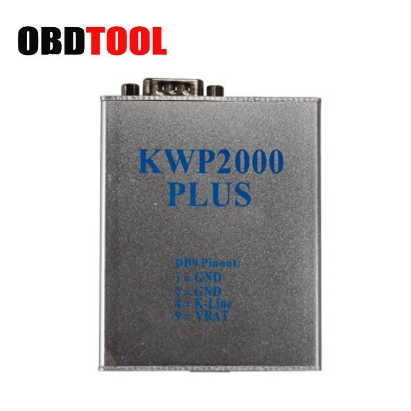 ObdTooL KWP2000 Plus OBDII OBD2 ECU Chip Tuning Tool KWP