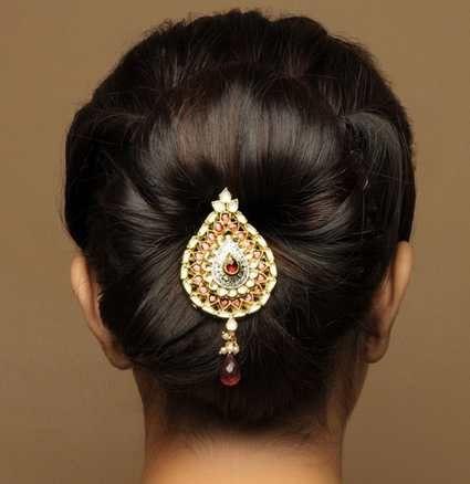 New Stylish Hair Style Bridal Jora Fashion Style