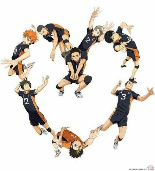 Image about anime in Haikyuu🔥💥 by Private User