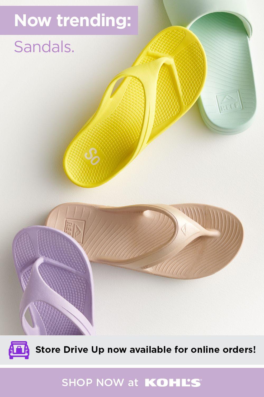 Find sandals for women at Kohls.com in