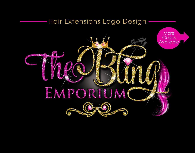 SigntificDesigns Hair logo design
