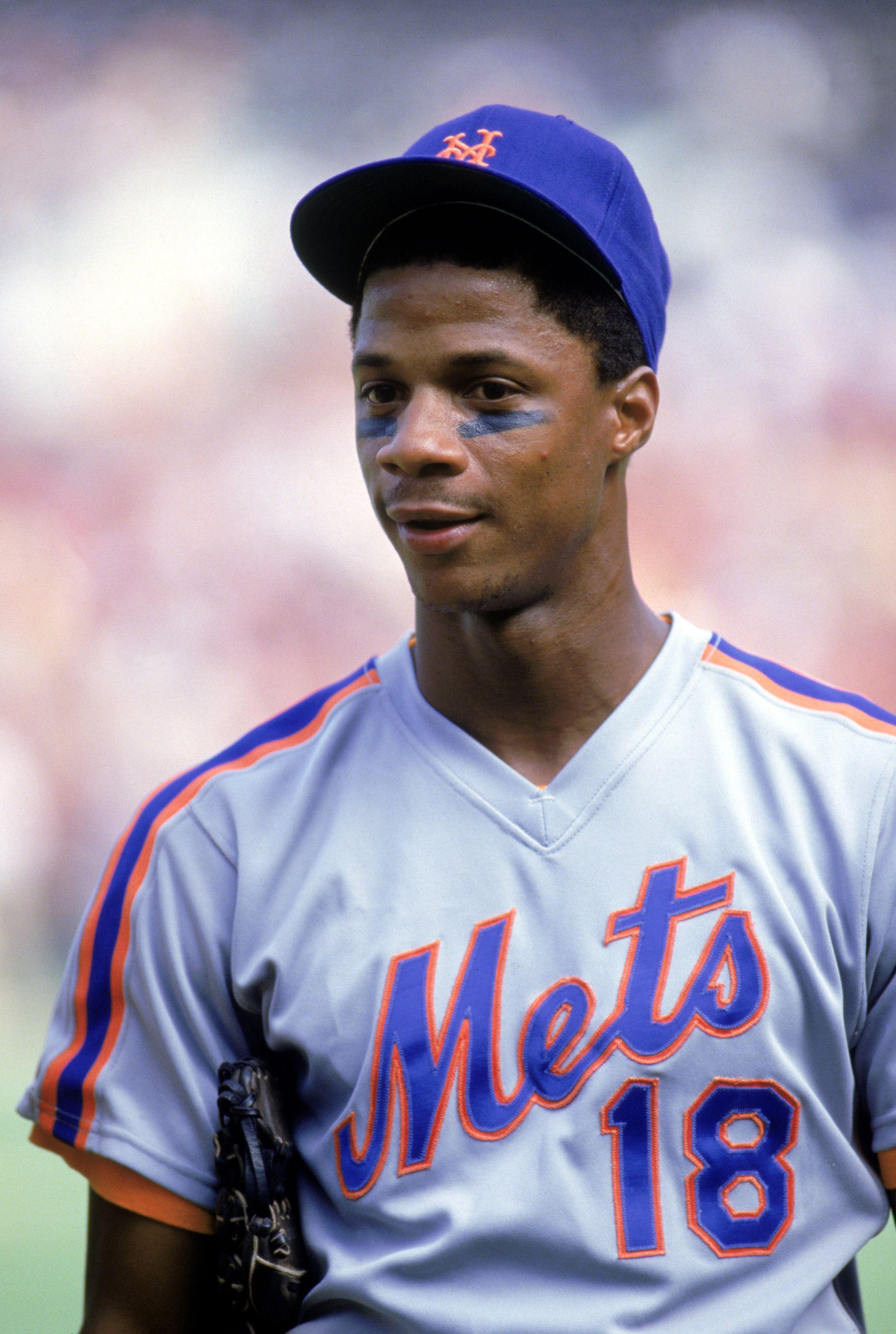 Darryl Strawberry Darryl Strawberry Athlete Mets