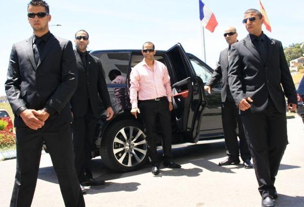 Private Bodyguard Services