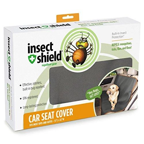 Pleasant Insect Shield Car Seat Cover Akc Shop Pet Products Alphanode Cool Chair Designs And Ideas Alphanodeonline