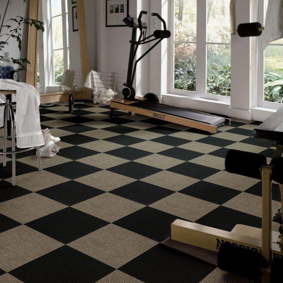 carpet tiles home. Other Design: Home Depot Carpet Tiles With Black Cream Color . I
