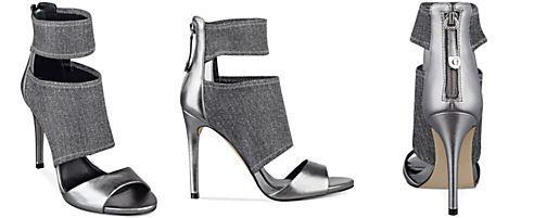 GUESS Women's Cayen Evening Sandals