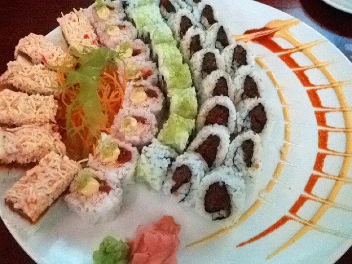 Sushi Katana Millenia Orlando Fl Sushi Food Yummy Food