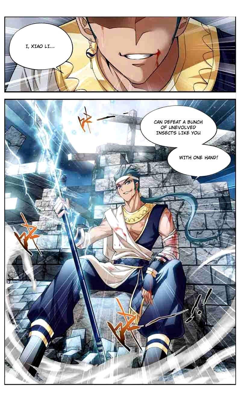 Read manga Battle Through The Heavens 040 Tageer Desert