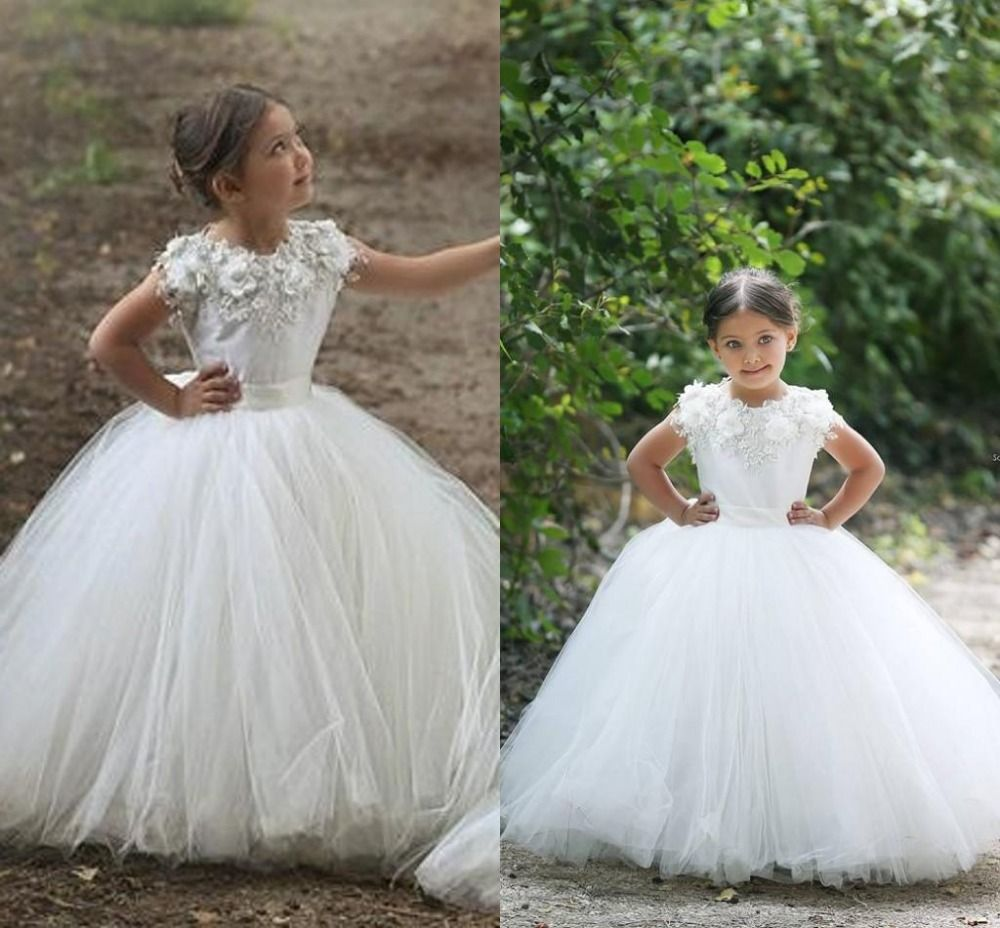 Cheap Flower Girl Dresses, Buy Directly from China Suppliers:Said ...
