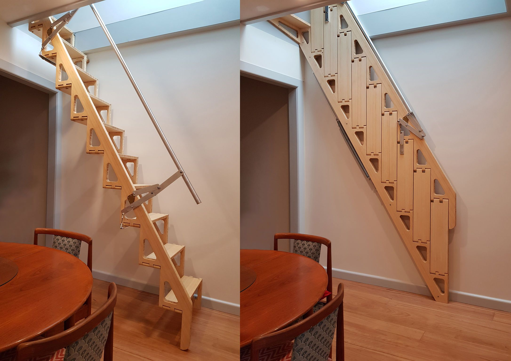 Bcompact Hybrid Stairs Ladders If World Design Guide In 2020