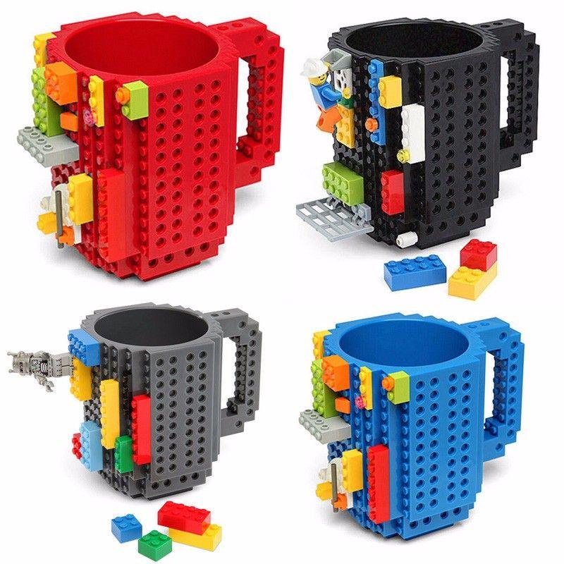 mugs popular diy lego cup creative