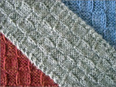 basketweave scarf pattern | Sewing | Pinterest | Scarf patterns ...