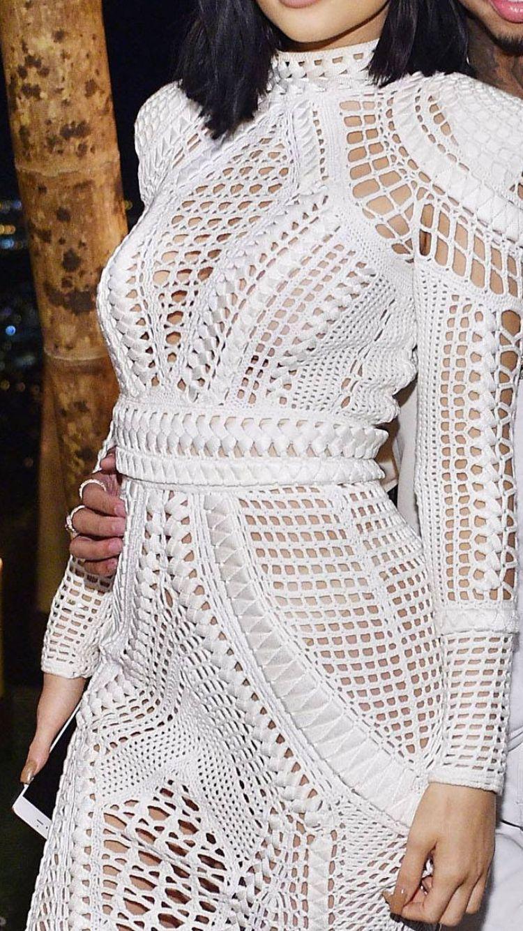 Crochet CrochetVêtements amp;tricot En Tricot BalmainPull Et BCWdoQrxe