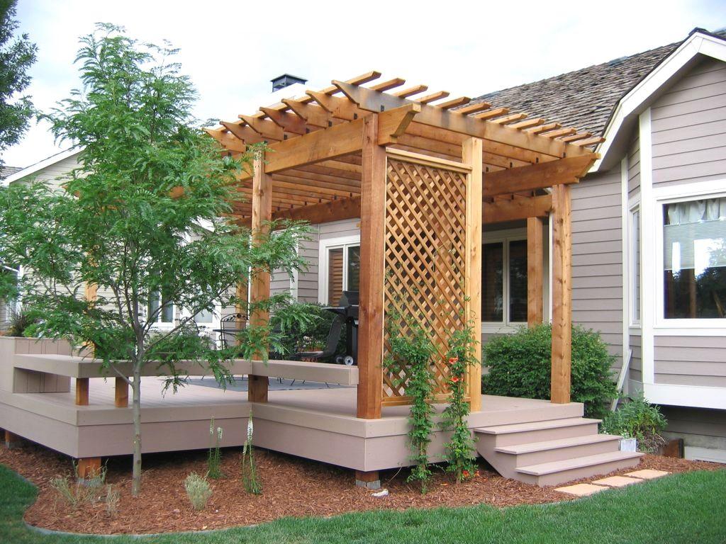 Fabriquer Une Tonnelle En Bois 29 beautiful garden arbor designs you can create to add
