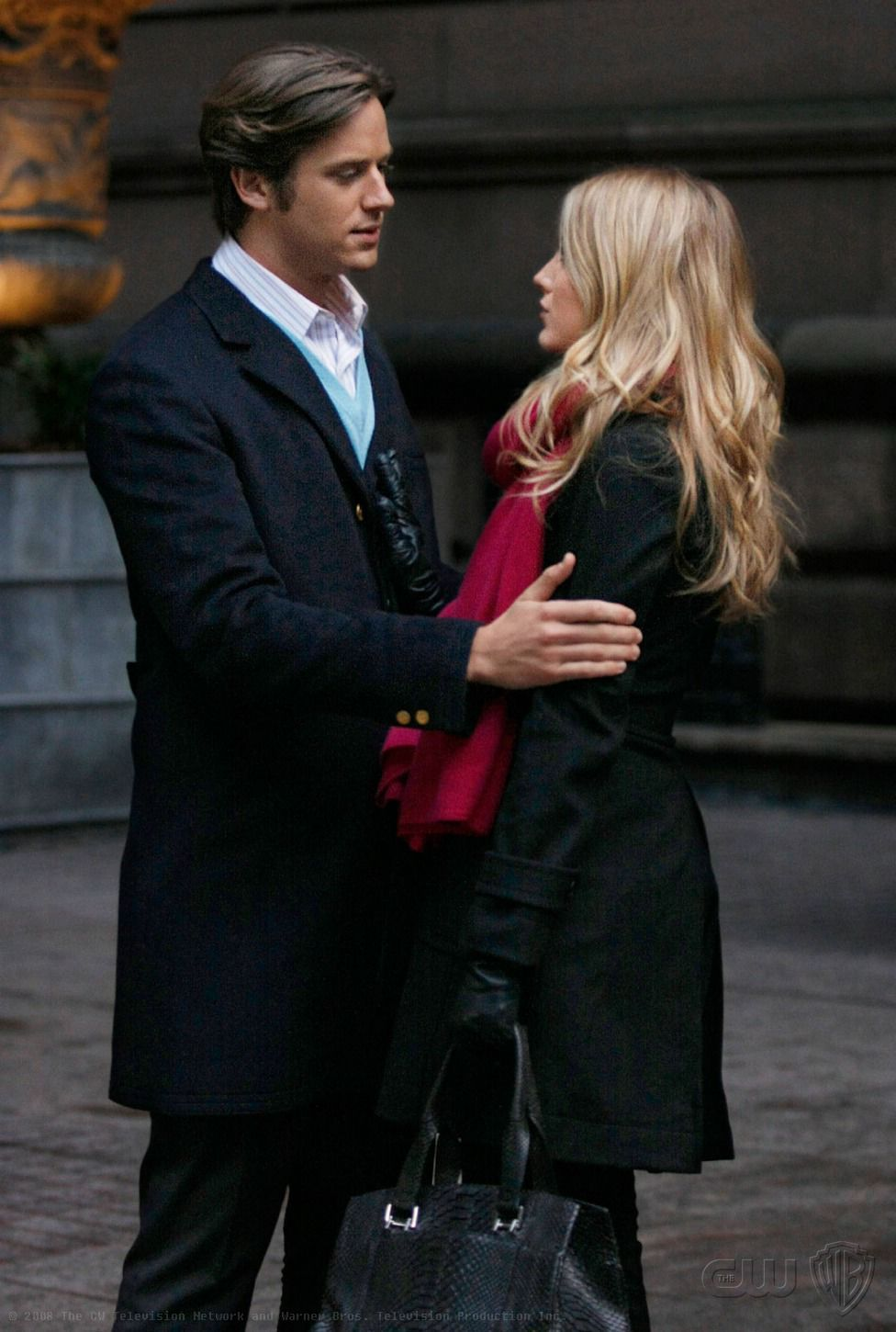 Gabriel and Serena - Gossip girl Season 2 (With images ...