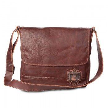 531844b80 Bolsa masculina de couro estilo carteiro para notebook | pastas ...