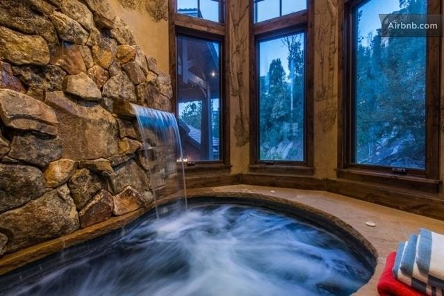 Summit View Ski In Out Luxury Home In Park City