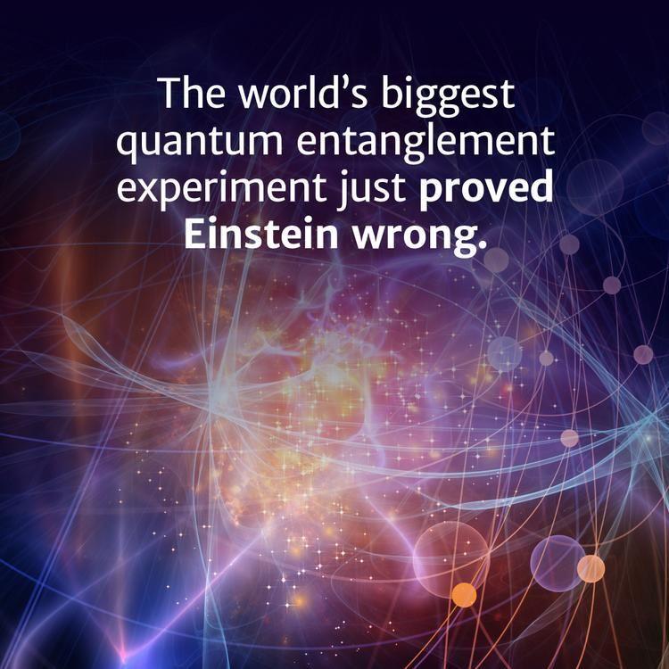 Home Quantum Entanglement Quantum Physics Quantum Mechanics Physics