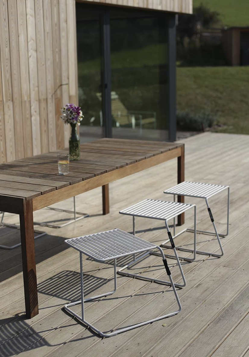 Modern Outdoor Table Jetty 14 Modern Outdoor Table Outdoor Chairs Outdoor Table