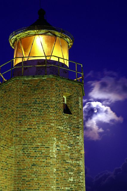 Nachts in Kampen