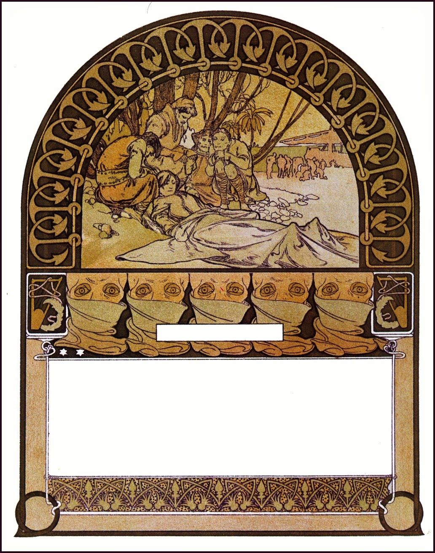 The Golden Age: Alphonse Mucha ~ Ilsee