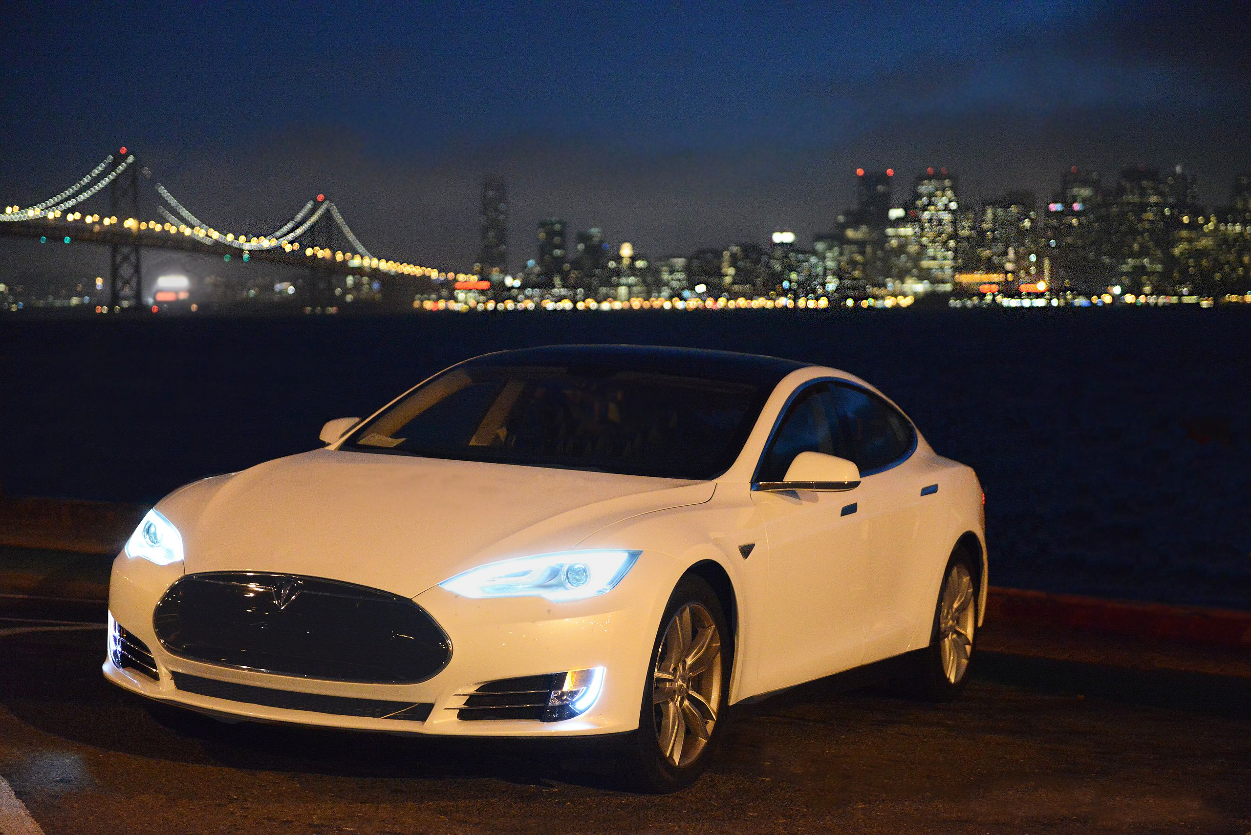How Could San Francisco Ever Sleep With Model S On The Town Best Electric Car Tesla Roadster Tesla Motors