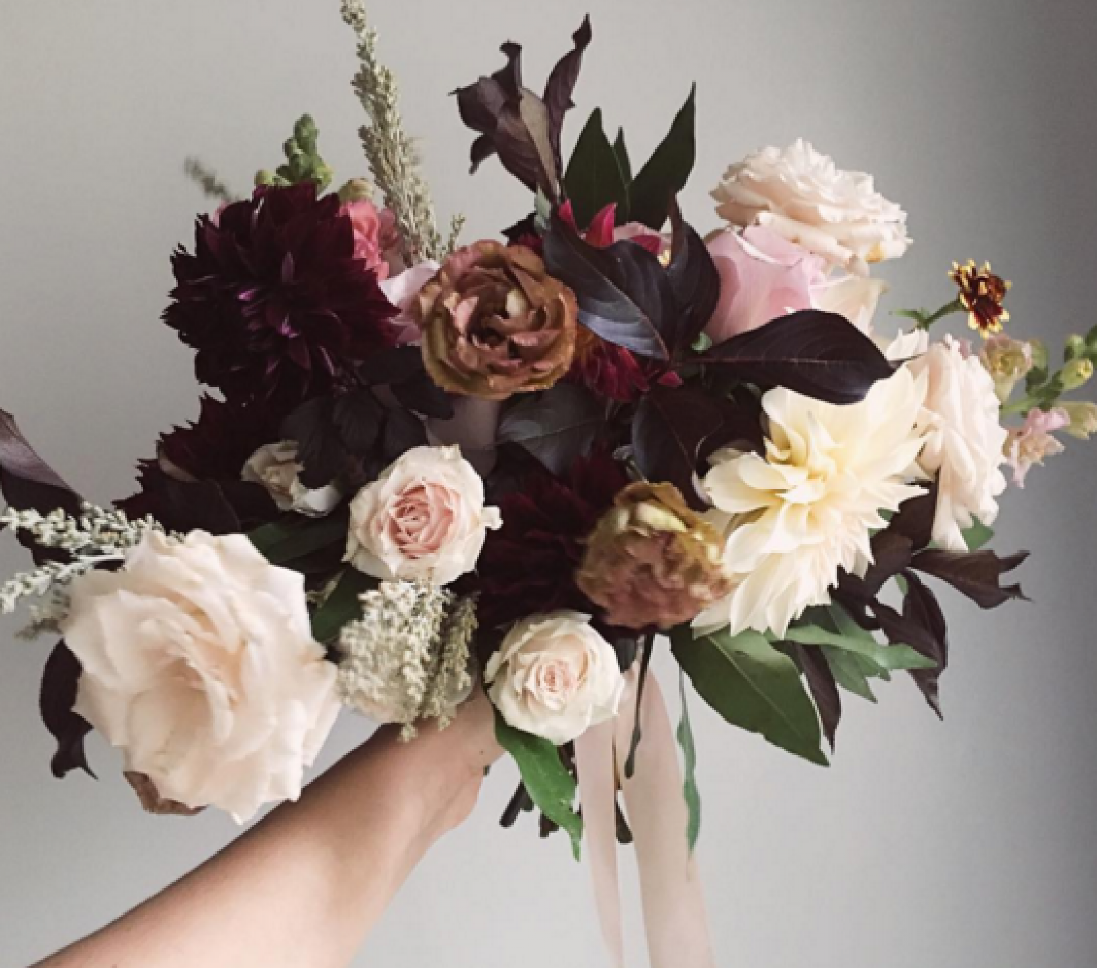 Pinterest Fall Wedding Flowers: Our Favorite Instagram Posts 10.28