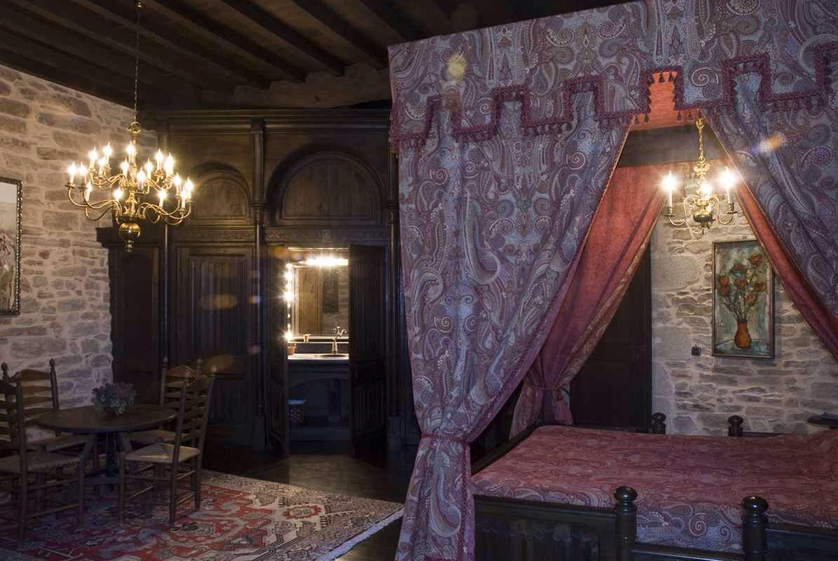 Guest Bedroom On Fourth Level Medieval Castle De