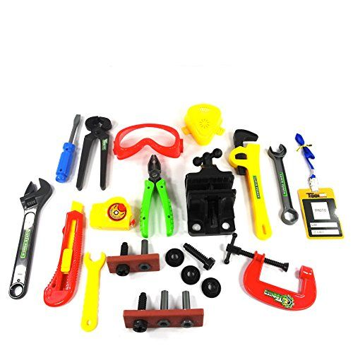 d8a6255f2 Toy Tool Set For Children, Includes Hammer, Screw Driver, Wrench, Pliers,  Name Tage and Lots More, Brand New In Box *** Details can be found by  clicking on ...