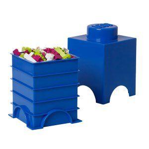 Lego Storage Brick 1 Toy Box Toy Storage At Hayneedle Lego