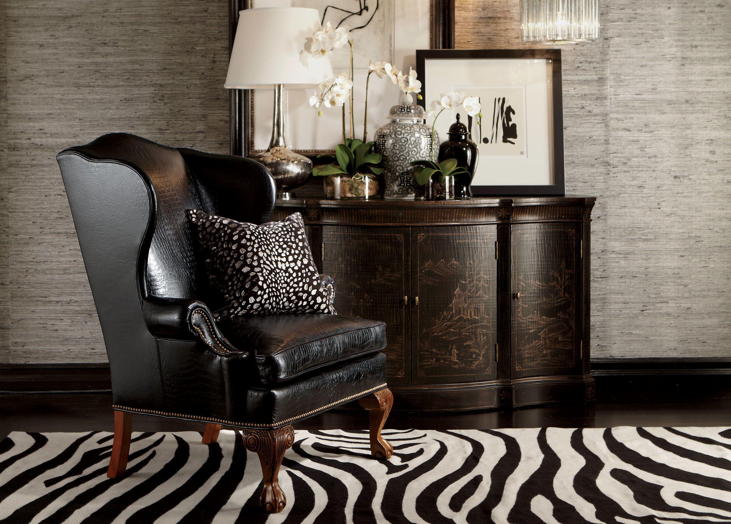 Black And White Temple Jar Home Decor Home Interior