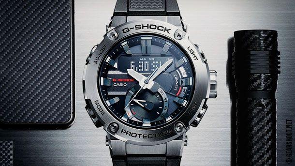 G Steel Gst B200 Protivoudarnye Chasy S Tehnologiej Carbon Core