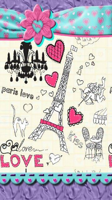 Para los amantes de París!