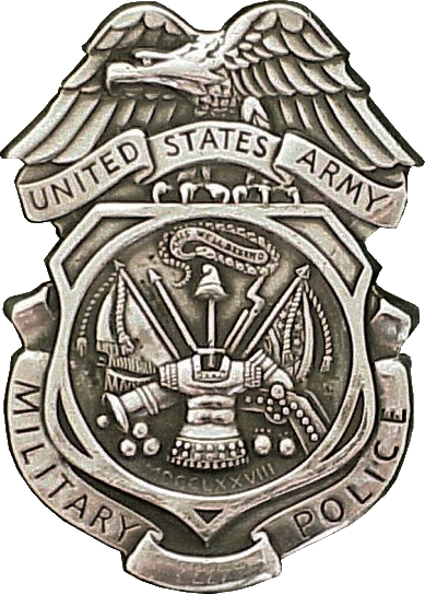 usa - army mp badge | my proud service to my country
