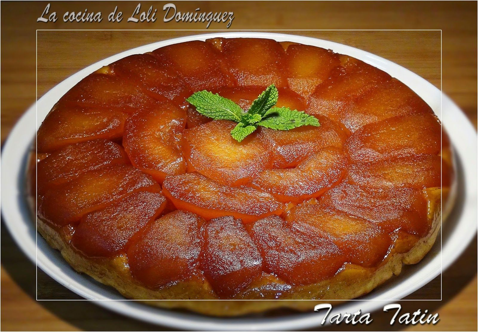 Tarta tatin recetas cocina recetas faciles for Postres cocina francesa