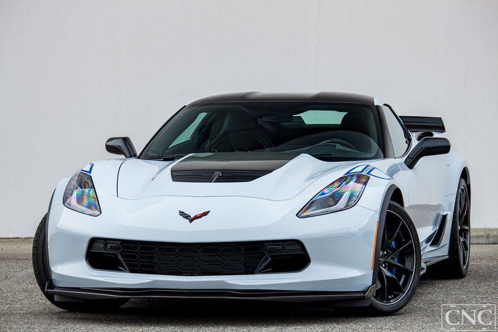 2018 Chevrolet Corvette Z06 Coupe for Sale in Ontario, CA